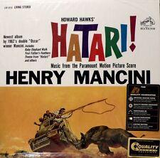 HATARI! ANALOGUE PRODUCTIONS APP-2559-45 2LP HENRY MANCINI 200G UVP €74
