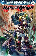 Harley Quinn 1 Carlos D'Anda BOOM BOX Variant DC Rebirth 9.6+ NM 3 Copies x3 LOT