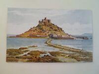 A R QUINTON Postcard *2189 ST. MICHAEL'S MOUNT, CORNWALL - Unused §B2608