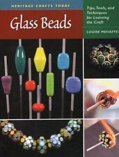 Heritage Crafts: Glass Beads : Tips, Tools, and Techniques for Learning the...