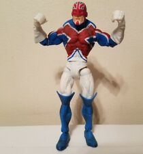 TOY BIZ MARVEL LEGENDS CAPTAIN BRITAIN LOOSE