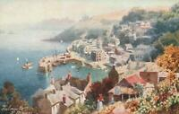 EARLY 1900's TUCK'S OILETTE St. Mawes, Falmouth POSTCARD EXCELLENT UNUSED