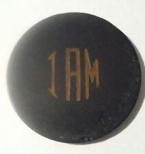 1930's I AM THE BARKER VARIETY CLUB DALLAS, TEXAS .50 CENT GAMING CHIP 1930's!