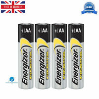 4 x Energizer Genuine AA Industrial LR6 Professional 1.5 volts Alkaline Battery