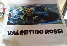 """Satin feel 16""""x16"""" Cushion Pillow Case Cover - Valentino Rossi motorbike"""