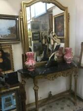 Mirrors Antique Tables
