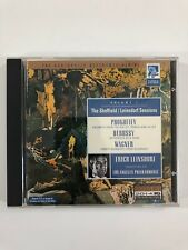 Near Mint Sheffield Lab Gold CD ERICH LEINSDORF Leinsdorf Sessions, Vol. 1