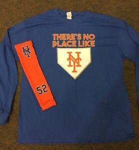 """No Place Like Home "" T Shirt  And Yoenis Cespedes Arm Sleeve SGA citi field"