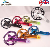 30-52T Chainset Crank BCD104 Narrow Wide Single Speed MTB Road Bike Chainring