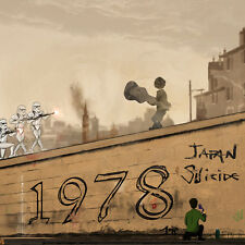 JAPAN SUICIDE 1978 EP CD Dark Wave Gothic Post Punk New!!!