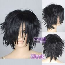 Black Short Wigs & Hairpieces