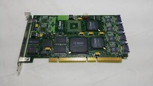 3 Ware 8 SATA Controller PCI Card 700-0123-01A