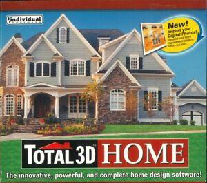 Total 3D Maison,Puissant Professionnel 3D Maison Design Outils,Cuisine &