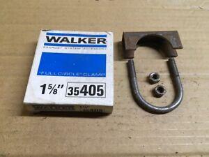"New Walker U Bolt Clamp 1 5/8"" Exhaust Clamp 35405"