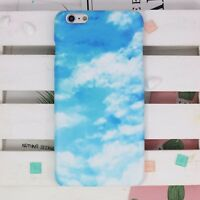 Sky Cloud Phone Case cover iPhone 11 pro max X XS 8 8+ 7 7 Plus Galaxy Note 10 9
