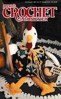 Annie's Crochet Newsletter Magazine July-August 1994 No. 70