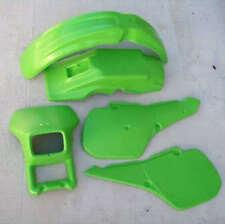 1986 1987 1988 Kawasaki KDX 200 Plastic Kit KDX200 VMX