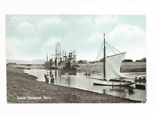 Rhyl, Foryd Harbour; posted 1909 to Wandsworth