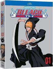 Bleach Set 1 Ep. 1-27 Anime Blu-ray R1 Viz Media