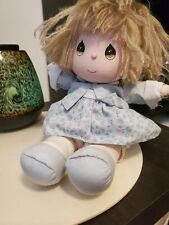 """Precious Moments Musical Doll 11"""" Wind Up 1989 Musical Applause"""