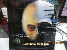 """STAR WARS MASTERPIECE EDITION ANAKIN LIMITED BOOK AND 12"""" FIGURE KENNER 1998"""
