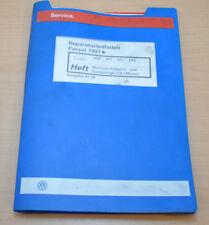 VW Passat B5 Motronic Einspritz u Zündanlage 1,8 Liter ANB   Werkstatthandbuch