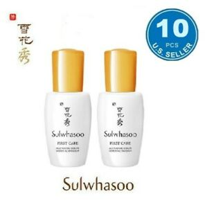 Sulwhasoo First Care Activating Serum Activateur 8ml × 10ea New Version