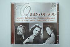 Queens Of Fado Vol.2 (Rodrigues, Branco, Mariza, Bevinda, Dilar, Bessa ua)- 2 CD