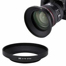 77mm Ampio Rigido Metallo Paraluce F Nikon 16-35mm 17-35mm 18-35mm 24-70mm