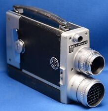 BELL & HOWELL 200EE Electric EYE Vintage Movie Camera f/1.9 Super COMAT Lens USA