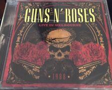 Guns N´ Roses CD Live In Melbourne 1988 Brand New Sealed