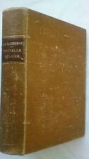 JULIE DE LA NOUVELLE HELOISE LETTRES DE DEUX AMANTS.J J ROUSSEAU.HB 1923 FRENCH