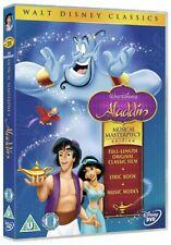 ALADDIN - DVD (1992) Walt Disney