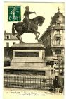 CPA 45 Loiret Orléans Place du Martroi Statue de Jeanne d'Arc