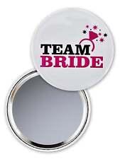 Équipe mariée enterrement vie jeune fille soirée miroir petite poche miroir poule ne sac cadeau de remplissage