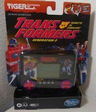Hasbro Tiger Electronics Handheld Transformers Gen 2 LCD Game Retro 1993 Reissue