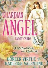 Guardian Angel Tarot Cards: A 78-Card Deck and Guidebook
