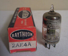 Raytheon 2AF4A Radio Television Tube In Box