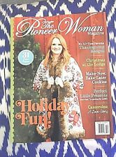 NEW The Pioneer Woman Magazine * HOLIDAY * CRISTMAS * 2020 WINTER - REE DRUMMOND
