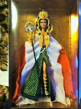 Barbie Doll Cleopatra Gold Label Designed by Linda Kyaw 2010 NRFB NEW IN BOX