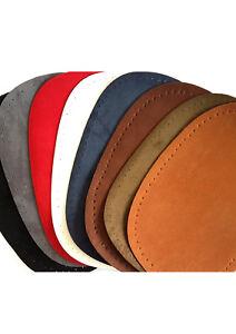 Velours-Leder-Flicken-Patches *zum Aufbügeln*