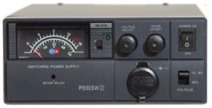 COMTRAK PS-50 SW III ALIMENTATORE 50AH 400021