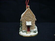Lilliput Lane Robin Cottage Ornament English Collection with box and deed