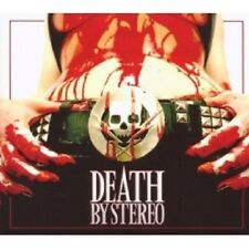 "DEATH BY STERO ""DEATH IS MY ONLY FRIEND"" CD NEW+"