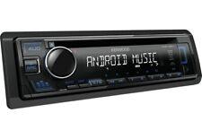 Autoradio Stereo Kenwood KDC-130UB USB Mp3 1 DIN Nero BLU CD CD-R
