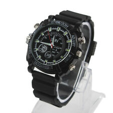Mini 32GB DVR Waterproof HD 1080P Spy Hidden Watch Camera Motion IR Night Vision