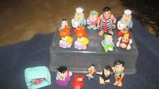 Lot of  Vintage Flintstones Fred Flinstones toys figures Collectibles