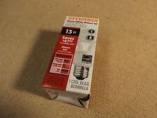 Sylvania 13w Compact Flourescent Bulb White/Silver 29409
