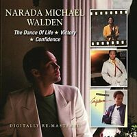 Narada Michael Walden - The Dance Of Life/Victory/Confidence [CD]