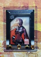 2018-19 Upper Deck Marvel Annual In Memoriam SP The Mighty Thor